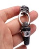 Image of 10 pcs /lot fashion jewelry men's charm bracelets skull leather Bracelet - Fashion mi style