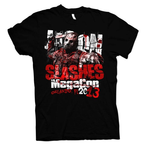 Friday The 13th Jason Voorhees Halloween Print T Shirt Men Hot top tee - Fashion mi style