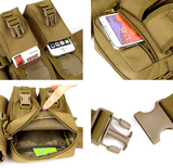 FullPacked™️ -Tactical Military Waist Bag