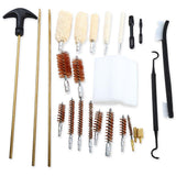 74PCS Universal Gun Cleaning Kit