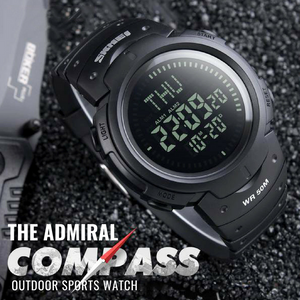 The Admiral™️ - 100% Waterproof Military Outdoor Watch