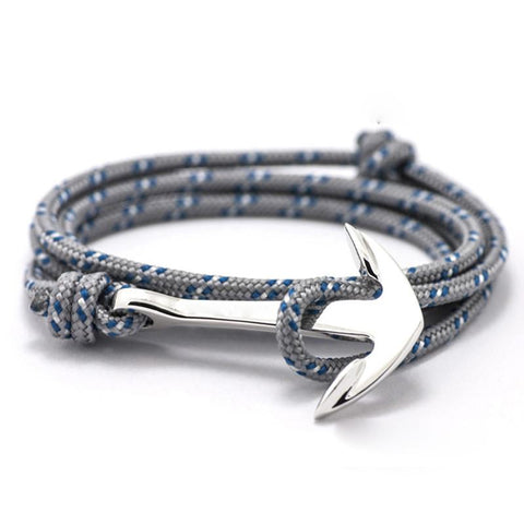 Classic Anchor - Silver