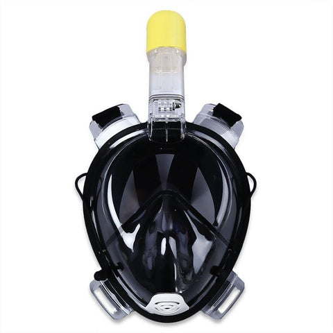 Diving Mask With GoPro Mount