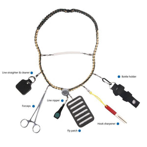 Fly Fishing Lanyard - Tools Included