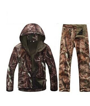 Piranha Tactical/Hunting Jacket + Pants BUNDLE