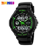 SKMEI Luxury Brand Sports Watches Shock Resistant Men LED Watch Military Digital Quartz Wristwatches Relogio Masculino 0931