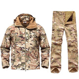 The Outdoorsy™ - Waterproof Windproof Camo Set