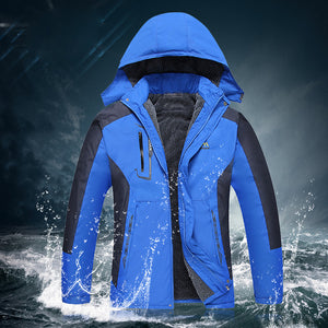 Waterproof Hooded Jacket