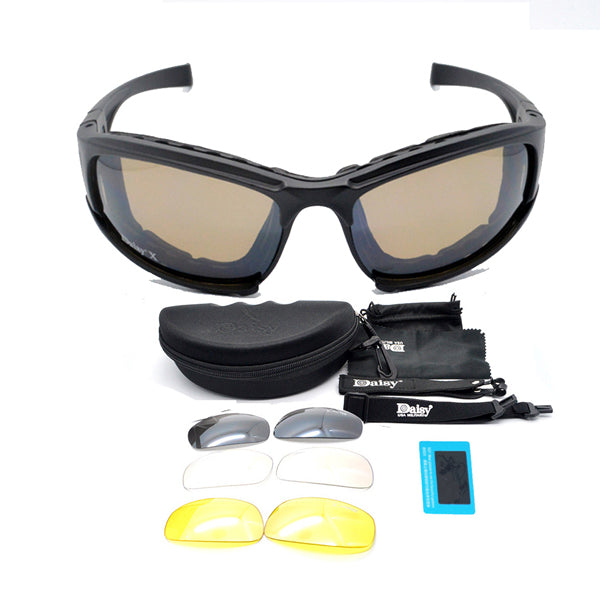 Unbreakable Military Tactical Glasses