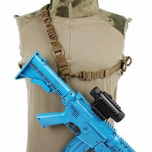 Tactical Long Rifle Bungee Sling