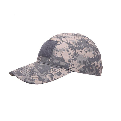 Tactical Military Hat With Adjustable Velcro