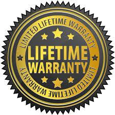 UV-400 Ultimate Lifetime Warranty