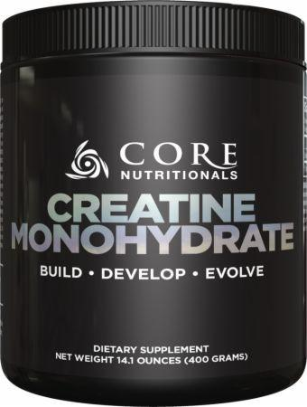 Should i use creatine? Core Nutritionals creatine monohydrate