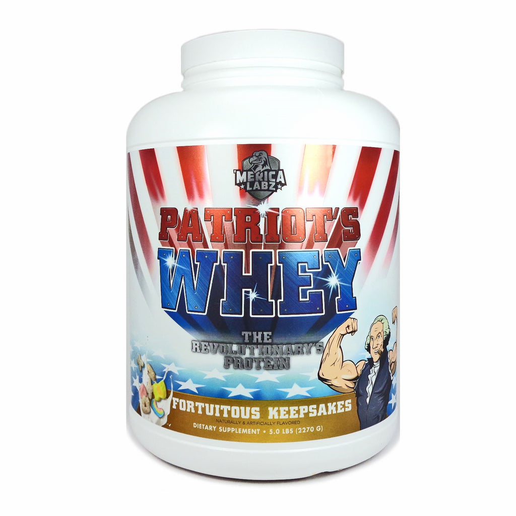 Patriots Whey has ARRIVED!!!!!!!