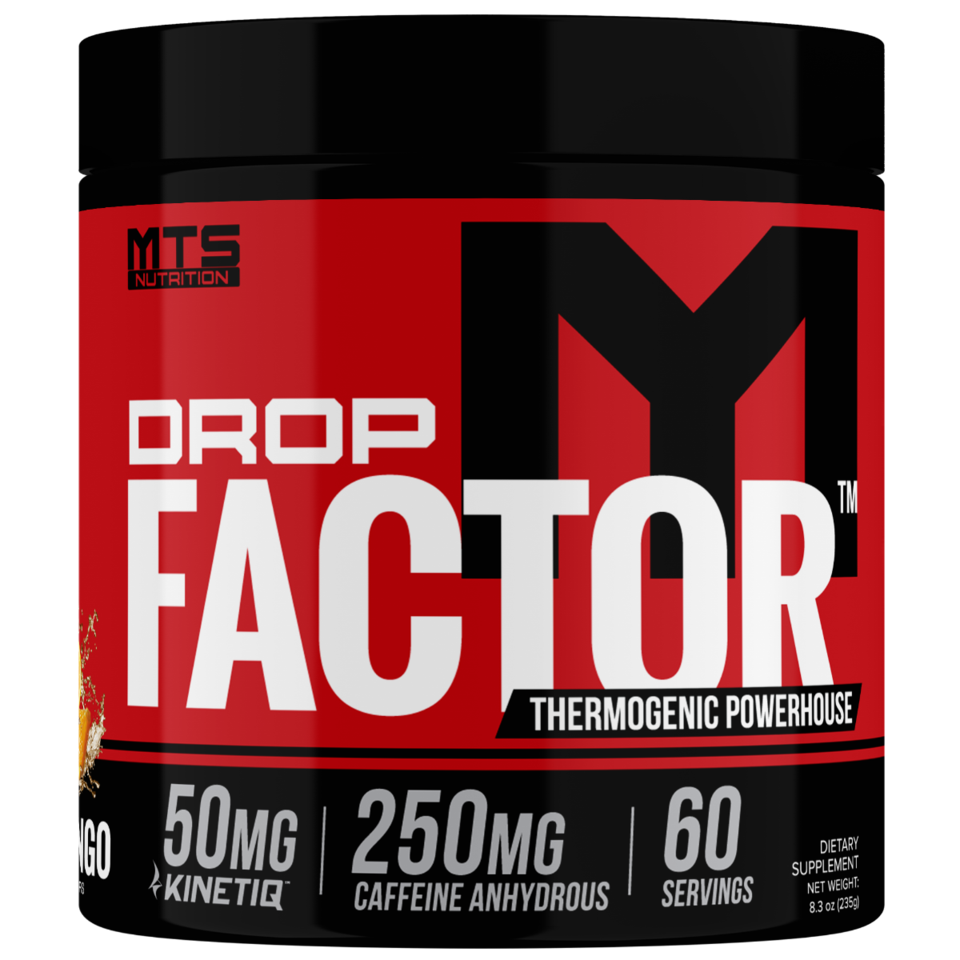 MTS Nutrition Drop Factor Fat burner