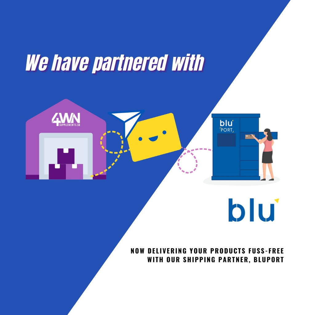 4WN has partnered with bluPort