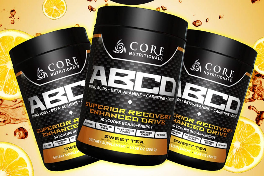 ABCD BCAA Core Nutritionals