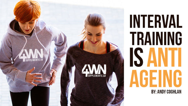 internal training is anti ageing