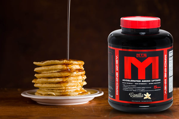 MTS Whey pancakes