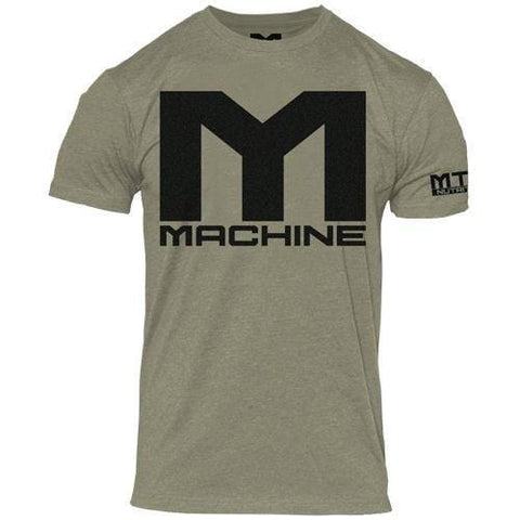 MTS Nutrition Shirt - Military Green