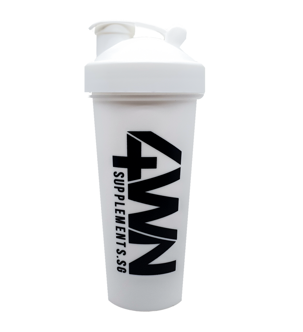 4WN Supplements V2 Shaker