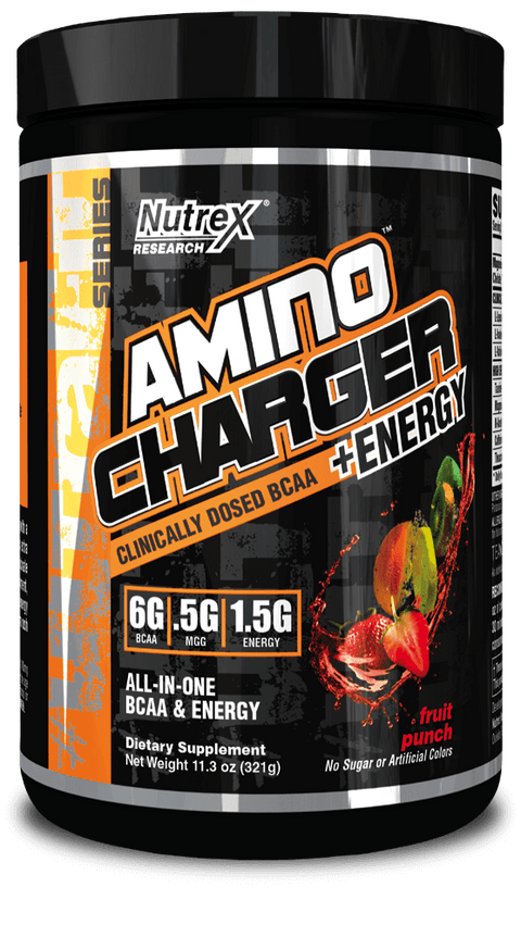 Nutrex Amino Charger + Energy
