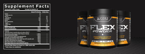 Core Nutritionals Flex Nutritional Panel