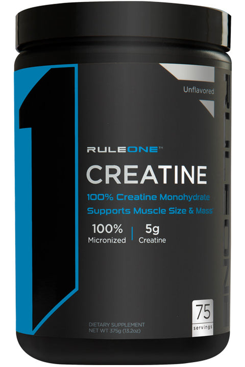 Rule 1 Creatine Monohydrate 75 Serves
