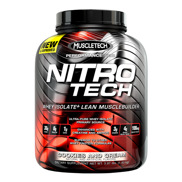 Muscletech Nitro Tech singapore