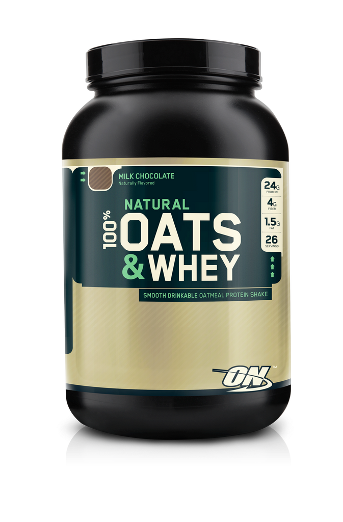 ON Oats and Whey