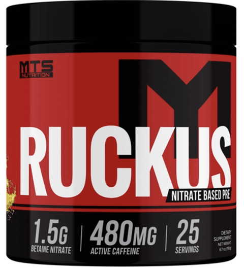 MTS Nutrition Ruckus