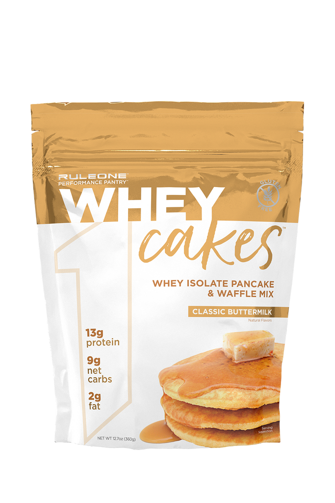 Rule 1 Whey Cakes 12 Serves