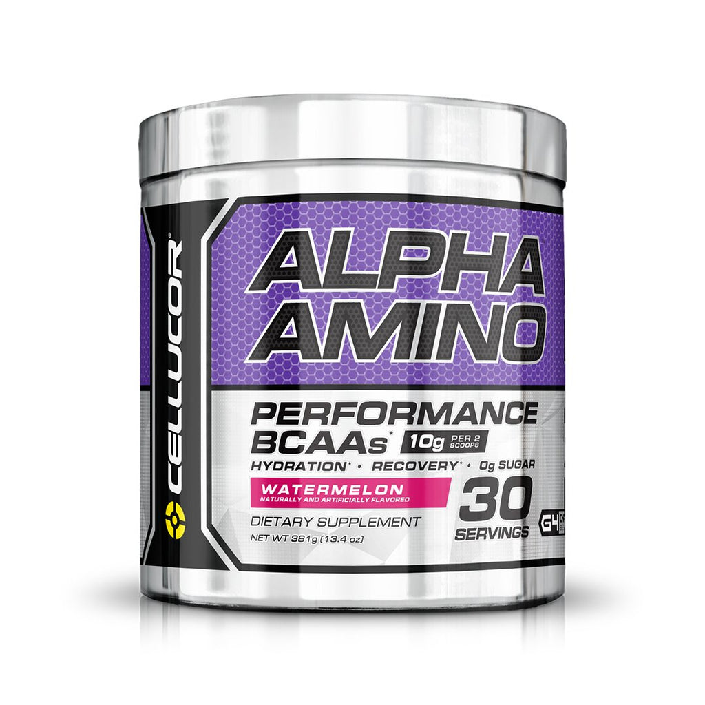Alpha Amino | BCAA | Cellucor