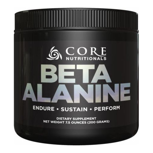 Core Nutritionals Beta Alanine 4wn supplements singapore