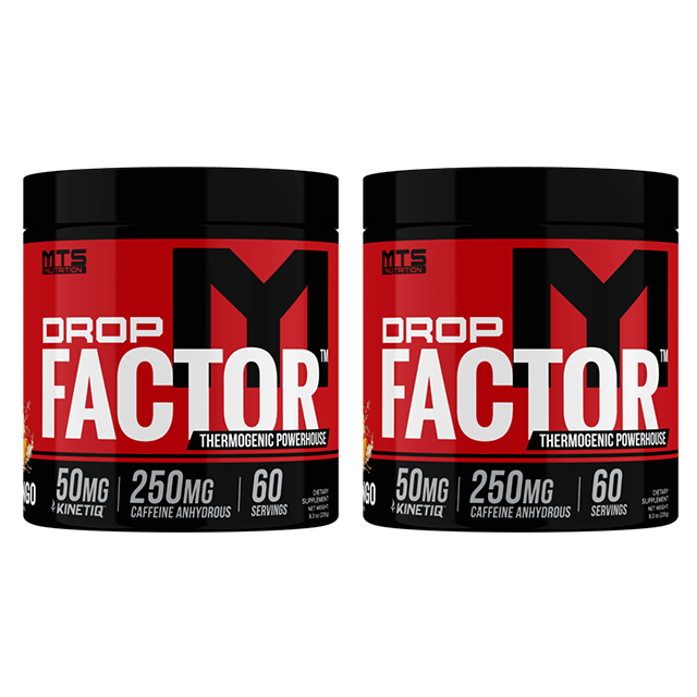 MTS Nutrition Drop Factor (2 tubs) Save 15%