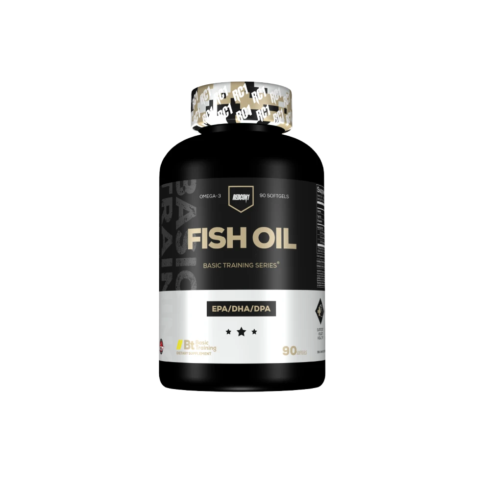 Basic Training Fish Oil