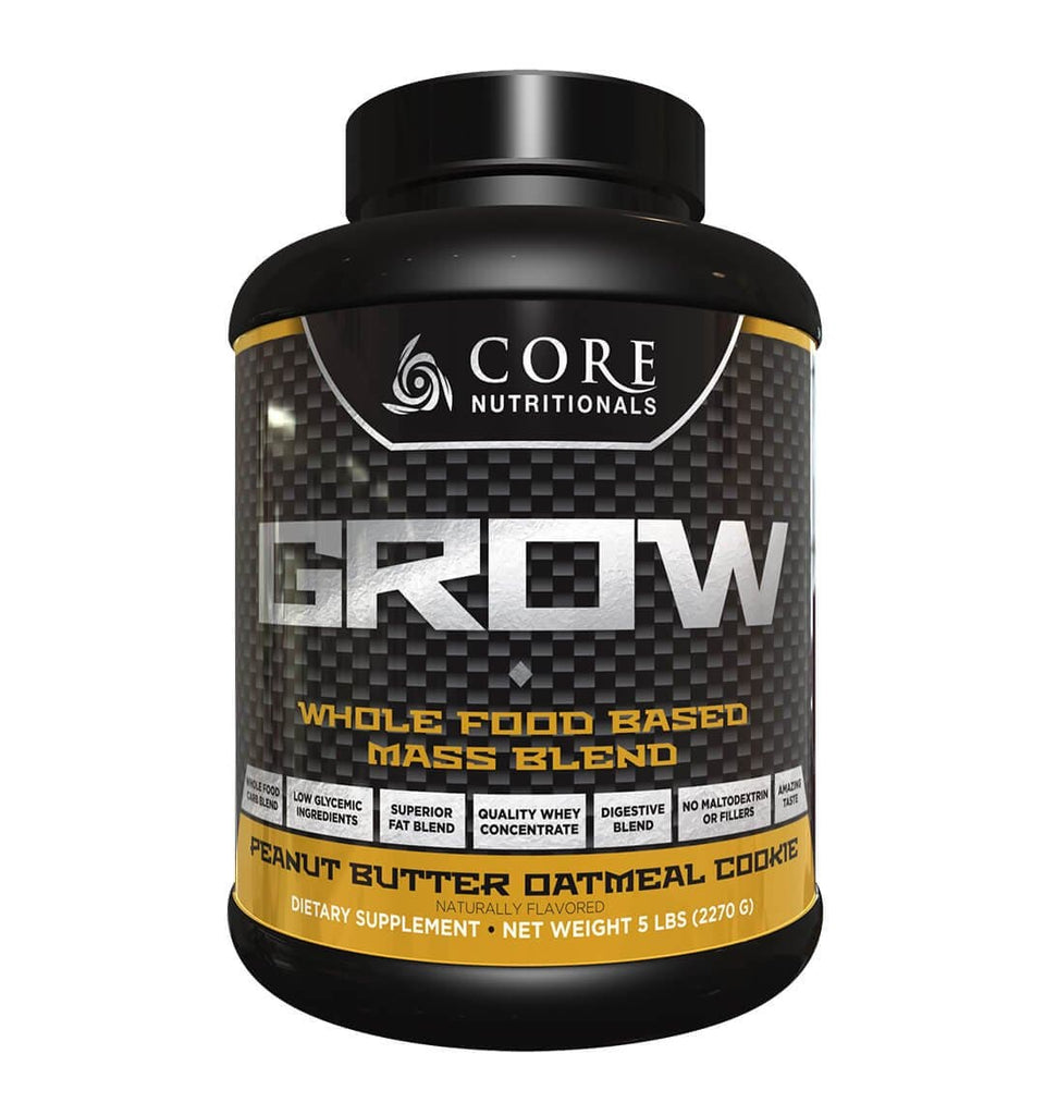 Core Nutritionals Grow 4wn supplements singapore