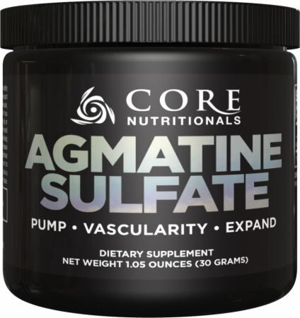 Core Nutritionals Agmatine Sulphate