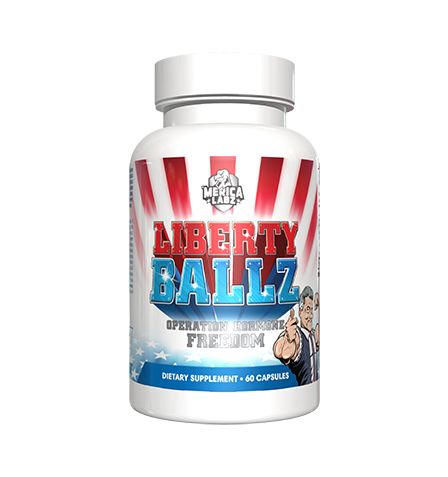 Merica Labz Liberty Ballz 4wn supplements singapore