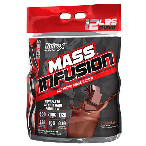 Mass Infusion Advanced Mass Gainer