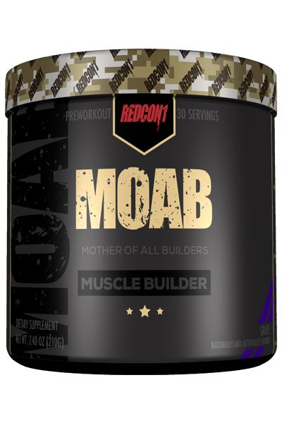 M.O.A.B Muscle Builder