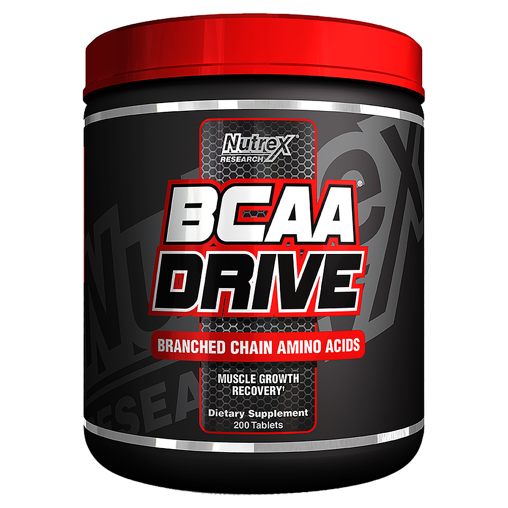 Nutrex BCAA Drive Tablets