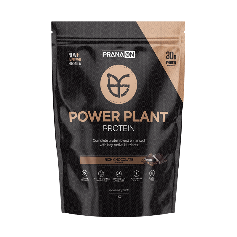 Power Plant Protein by Prana ON (400g)