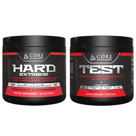 Core Test + Hard Stack