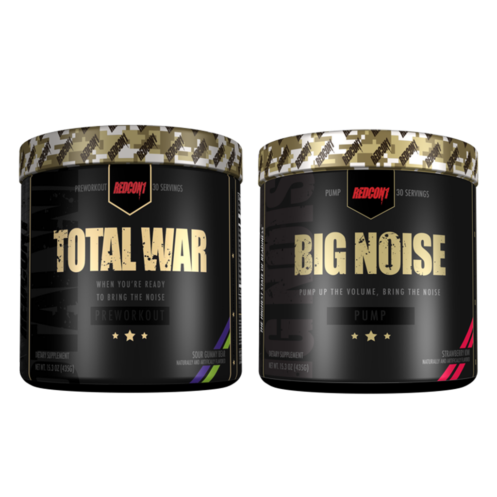Redcon1 Total War + Bignoise