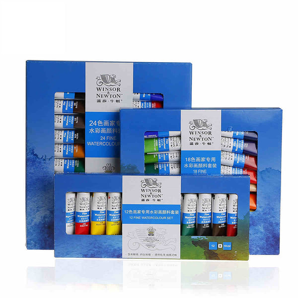 12/18/24 Winsor Newton Watercolor Paint Sets