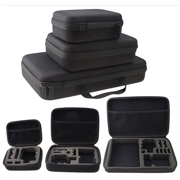 Protective Travel Storage Case Collection for Gopro Hero