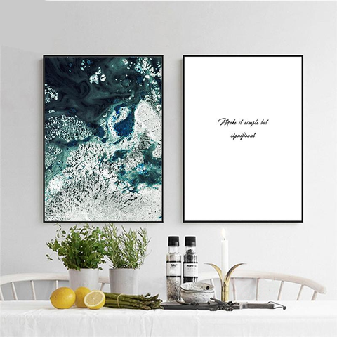 Sea Life Wall Art Canvas Prints