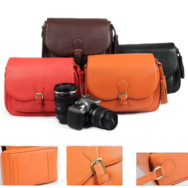 Fashion DSLR SLR Camera Shoulder Bags