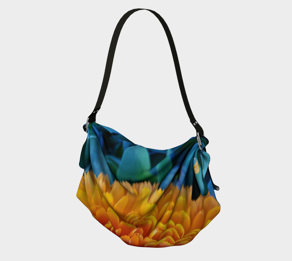 Sunshine Flower Tote Bags